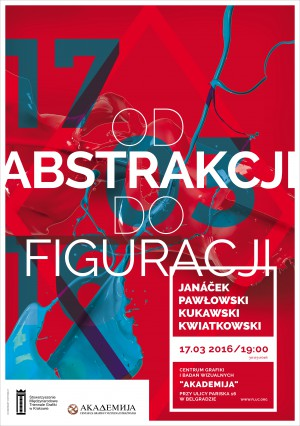 [SMTG Patronage] From abstraction to figurtion | Janáček, Pawłowski, Kukawski, Kwiatkowski