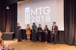 MTG 2018 Laureates | Honorary Mention