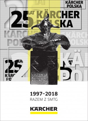 25 year anniversary of Kärcher Poland!